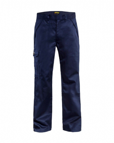 Blaklader 1724 Anti Flame Trousers (Navy)